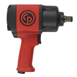 Chicago Pneumatic Cp7763 3 4 Pistol Grip Air Impact Wrench 1200 Ft lb