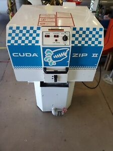 Cuda Zip 2216 230v 1ph 22 Rotary Turntable Parts Washer Washing Cleaning Unit