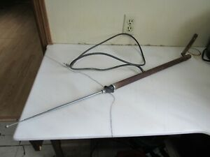 Vintage Original 1950 Plymouth Dodge Car Exterior Antenna