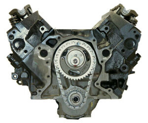 Ford 302 80 86 Complete Remanufactured Engine