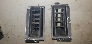 1969 Dodge Charger A c Air Conditioning Side Vent Vents Pair Left Right Gtx 68
