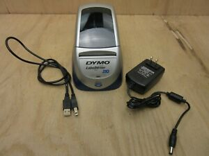 Dymo Labelwriter 310 Thermal Label Printer With Power Adapter tested Working