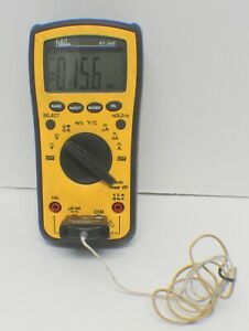 Ideal 61 340 Test pro Multimeter