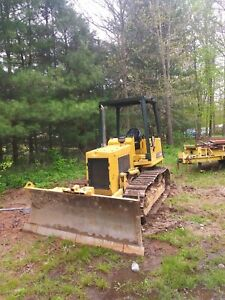 Caterpillar D3b Dozer Cat Loader Tractor Diesel 6 Way Blade Crawler