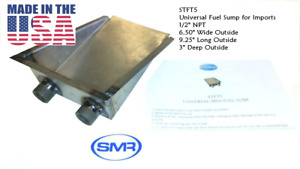 Mini Fuel Tank Sump 16ga Cold Rolled Steel For Small Fuel Tanks Imports 1 2