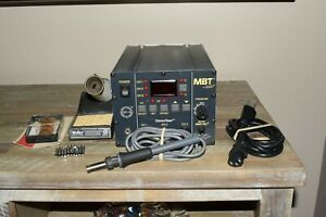 Nice Tested working Pace Pps 85a Solder Station W Sp2a Tips Stand Sponge