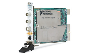 National Instruments Ni Pxi 5142 100 Ms s 14 bit Oscilloscope digitizer Card Vgc
