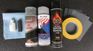 Single Stage Spray Can Paint For 2001 2012 Ford Escape