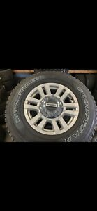 18 Inch Wheels Tires F250