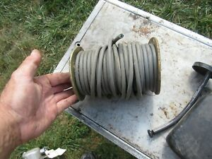 Spark Plug Wire Roll Gm Ford Mopar Hot Rod Rat Rod 4 Custom Wires Motor Engine