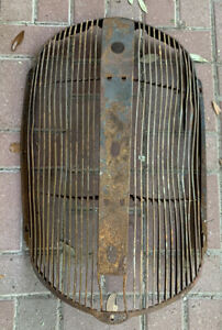Original Factory 1938 Plymouth Grill 38 Grille