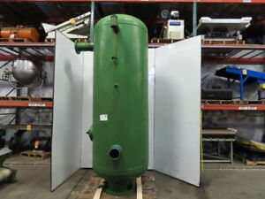 Richmond Engineering 550 Gallon 125 Psi Vertical Compressed Air Receiver Tank