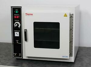 Thermo Scientific Lab line 6273 Tabletop Vacuum Chamber Lab Oven With Shelves