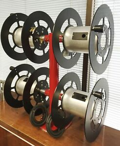 Welding Reels Welding Quad Reel 2 600 Amp Oxy And Power