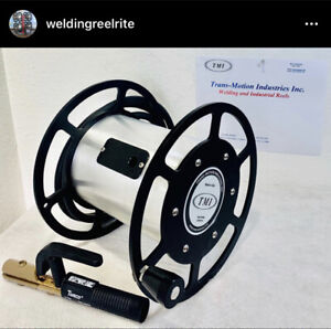 Welding Lead Cable Reels 600 Amp 3 Year Warranty
