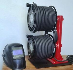 Stacked Welding Lead Cable Reel 600 Amp 5years Warranty