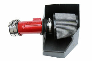 Hps Cold Air Intake Kit Includes Heat Shield Red For 18 20 Accord 2 0l Turbo