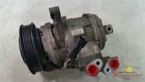 2004 Jeep Grand Cherokee Ac A c Air Conditioning Compressor