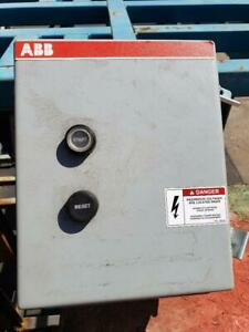 Abb Electrical Box A9 30 10 Switch Included woodworking Machinery