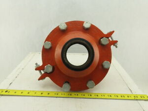 Gruvlok 7072 Flanged Concentric Reducer 6 X 3 Assembly