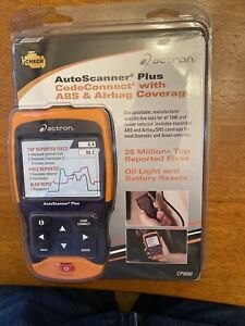 Actron Cp9680 Auto Scanner Plus Code Connect W Abs Airbag Coverage New