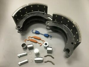 40 174 040 320 01 Dexter Style Air Brake 2 Shoes Hardware Replacement Kit