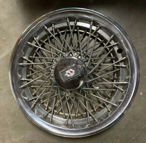 Oem Gm 13 Wire Type Hub Caps Wheel Covers 22515662 22529673 1982 86 Olds W15