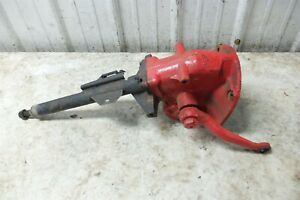 Ford Jubilee Tractor Manual Steering Stem Column Assembly Gear Box