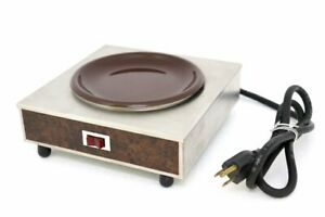 Koffee King Warmer Model 8851 Commercial Coffee Hot Warmer Plate