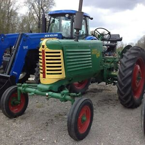 Oliver 66 Tractor