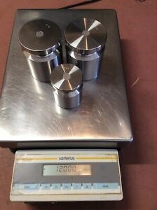 Sartorius Bp12000 High resolution Industrial Balance Scale 12kg X 0 001 Tested