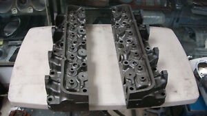 1960 1961 1962 Ford Fe 352hp 390hp C0ae 6090 D Cylinder Heads Starliner Galaxie