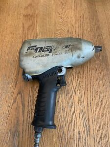 Snap On Tools 1 2 Air Impact Gun W Rubber Boot Part Im6100