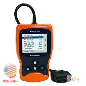 Actron Cp9670 Auto Scanner Trilingual Obd Ii