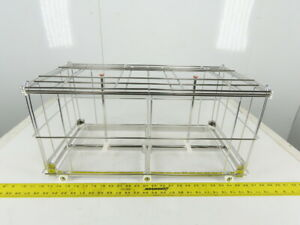 Steris Km 2 Fd68 9 2 Spindle Header Large Laboratory Glassware Washer 400 500xls
