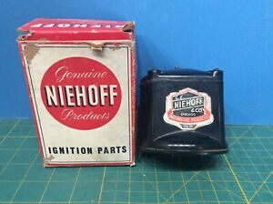 Niehoff Ignition Coil Ff 177 Unused Original In Box Usa Made Vintage Car Parts