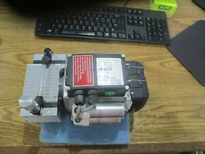Pfeiffer Vacuum Model Mvp 015 2 Diaphragm Pump Mod Nr Pk T05 100