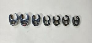 Snapon Tools 3 8 Drive Flare Nut 6pt Crowfoot Frhm10 11 12 13 14 17 19
