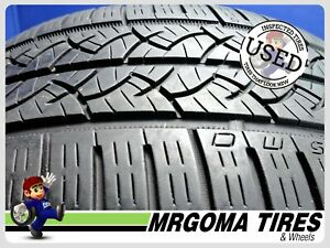 1 Continental Truecontact Ecoplus 235 55 19 Used Tire 7 0 32 Rmng 101h 2355519