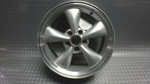 Wheel 17x8 5 Spoke Gt With Exposed Lug Nuts Fits 94 04 Mustang 250327