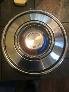Vintage Chrysler Dodge Plymouth Three Hundred 300 Hubcaps Wheel Cover