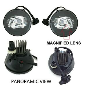 Led Replacement Fog Lights For 2014 16 Gmc Sierra 1500 2500hd 3500hd 15839896