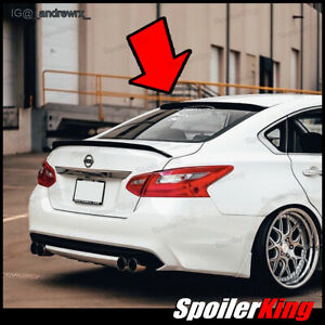 Spoilerking 284r Rear Roof Spoiler Window Fits Nissan Altima 2016 2018 4dr