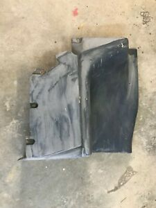 1969 1970 Mach 1 Mustang Fastback Interior Quarter Panel Trim Original Ford Lh