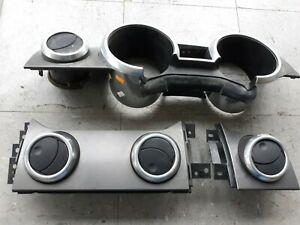 09 Ford Mustang Shelby Gt500 Dash Trim Cluster Bezel Surround Vents