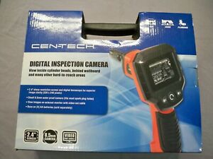 New Cen Tech Digital Inspection Camera 61839 Fast Shipping
