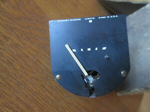 Nos 1953 1954 Studebaker Champion Commando Gas fuel Gauge 532593