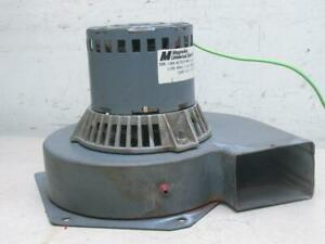 Magnetek Ja1m146ns Draft Inducer Blower Motor 1 50 Hp 1ph 115v 3000rpm 577