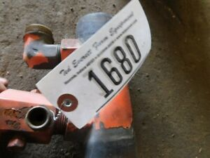 Allis Chalmers 200 Oil Cooler Pipe 1680