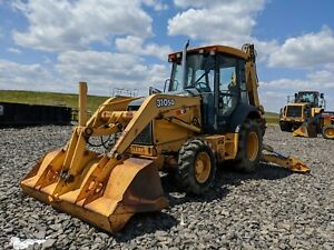 2001 John Deere 310 Sg Backhoe Loader